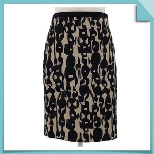 Dahlia Collection Modern Fit Pencil Skirt Size 2